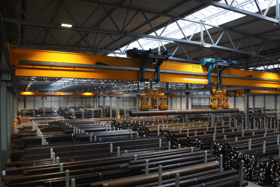 Automation of crane systems