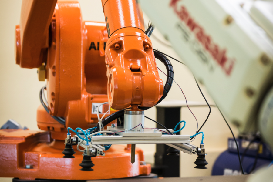 Intelligente Roboter-Einheit